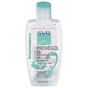 Provegol apa demachianta 250 ml