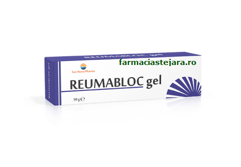 Sun Wave Pharma Reumabloc Gel