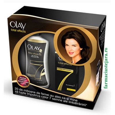 Cadou Olay Total Effects