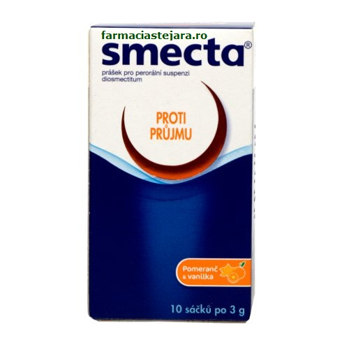 Smecta, pulbere