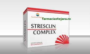 Wave Pharma Stresclin Complex X 60