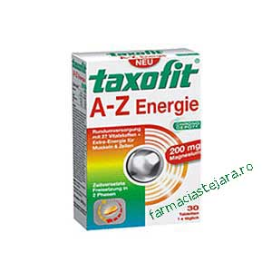Taxofit A-Z Energie