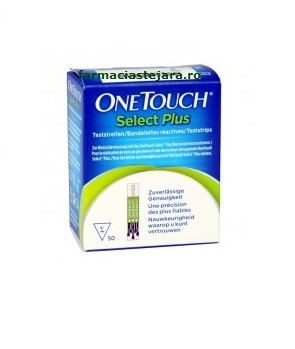 One Touch Select Plus Teste glucometru