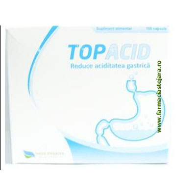 Wave Pharma TopAcid  Capsule