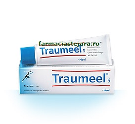 Traumeel S Homeopat Unguent  analgezic si antiinflamator 50 g