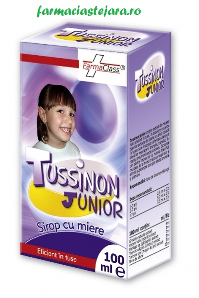 FarmaClass Tussinon Junior Sirop