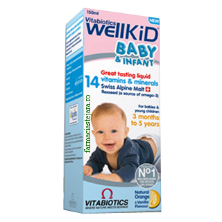 Vitabiotics WellKid Baby @ Infant sirop