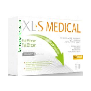 XL-S Medical  Fat Binder cu vitamine