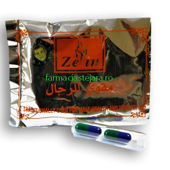 Zein  Capsula Power Man