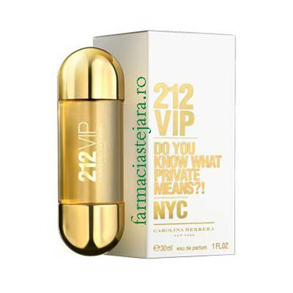 Carolina Herrera 212 VIP Woman Apa de parfum 30 ml  1 FL OZ