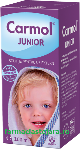 Carmol Junior 100ml