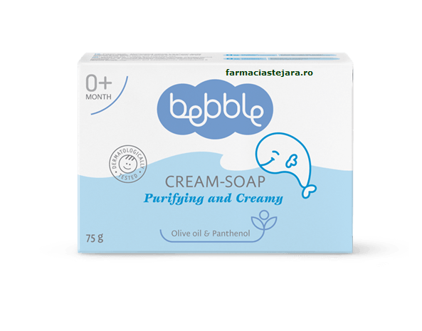 Bebble Sapun crema copii Cream soap 75 g