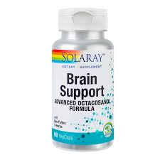 Solaray BRAIN SUPORT (OctaPower)  x 60 capsule