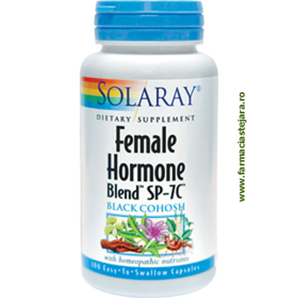 Solaray Female Hormone Blend SP-7C Capsule