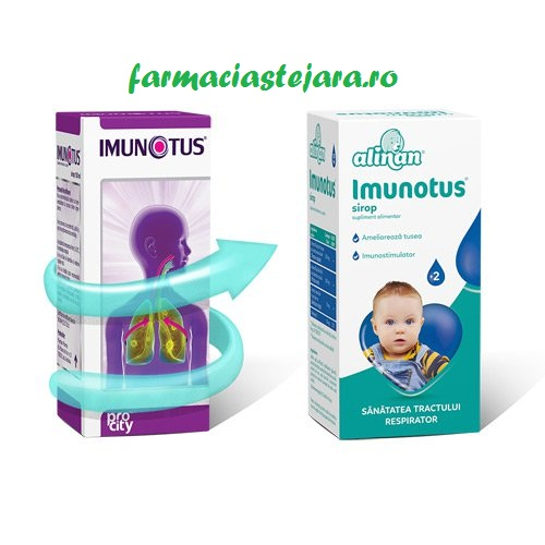 Fiterman Imunotus Sirop expectorant 150 ml