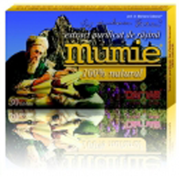 Damar  Mumie extract purificat de rasina X 30 tablete