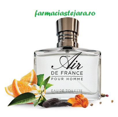 Fiterman Air de France Pour Homme Fresh and Aquatic Fragrance