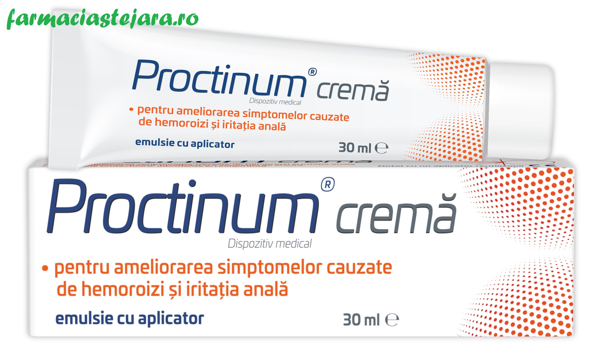 Proctinum crema antihemoroidala 30ml