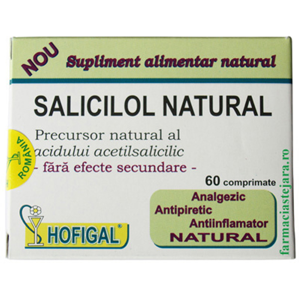 Hofigal Salicilol natural