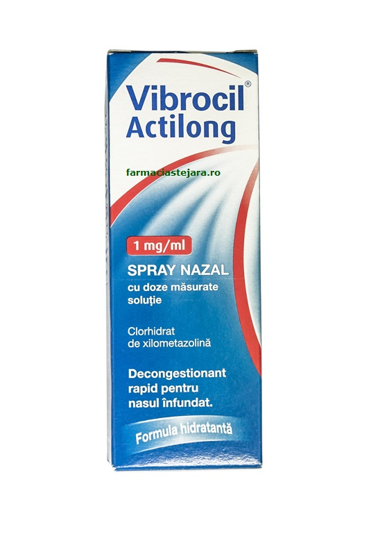 Vibrocil Actilong 1mg/ml spray nazal
