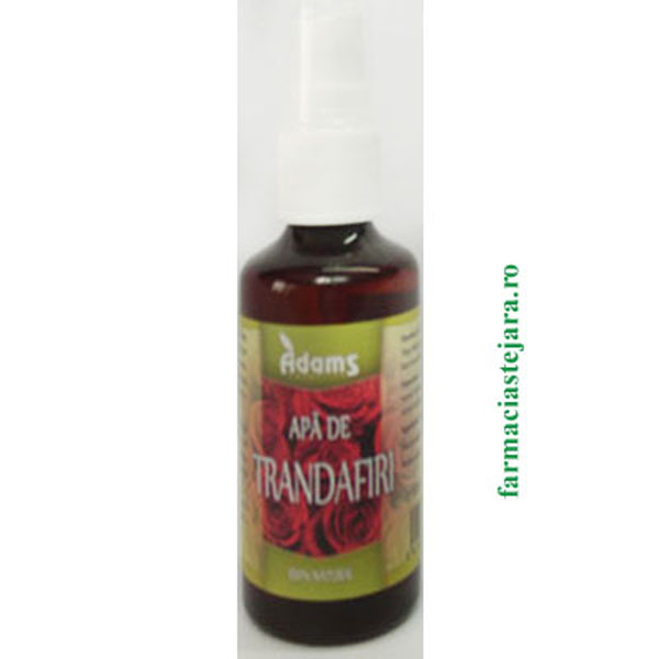 Adams Apa de trandafiri 50 ml