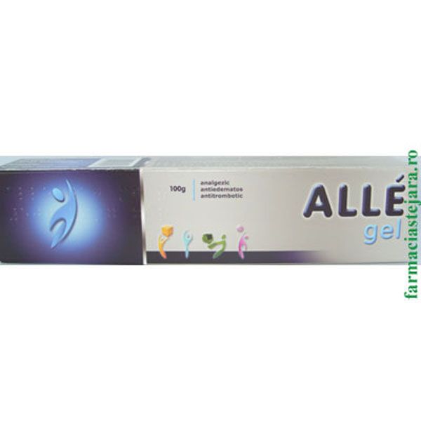 Alle Gel antiflebitic  100g