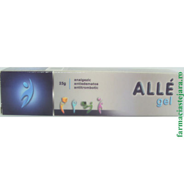 Alle Gel antiflebitic  25g