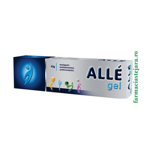 Alle Gel  antiflebitic  45g
