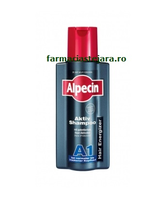 Alpecin Sampon Activ A1 - scalp normal/uscat