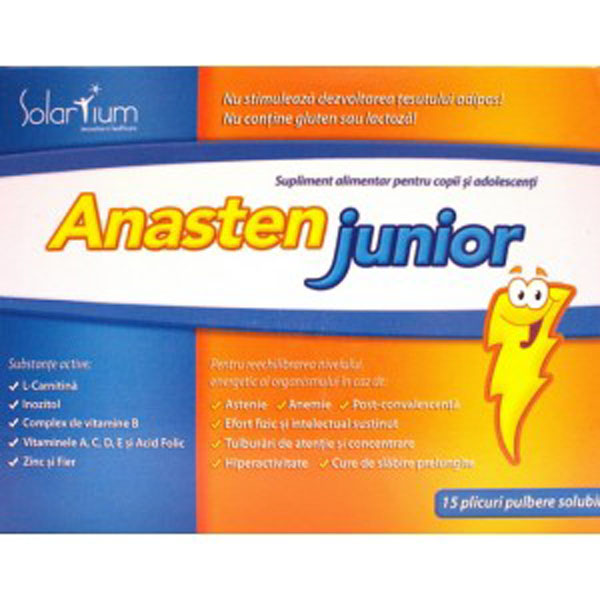 Anasten junior Plicuri solubile