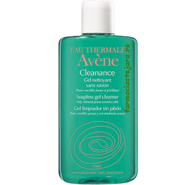 Avene Cleanance gel de curatare 200 ml