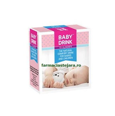Ceai Instant Colici Baby Drink