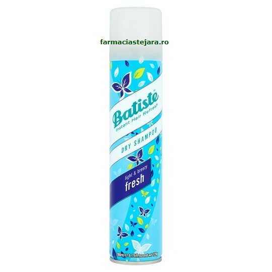 Batiste Fresh Sampon uscat 200ml