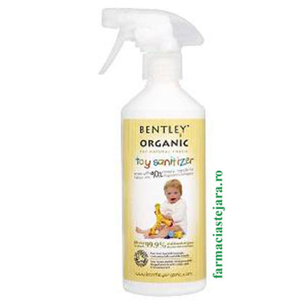 Bentley Organic Bio Dezinfectant jucarii
