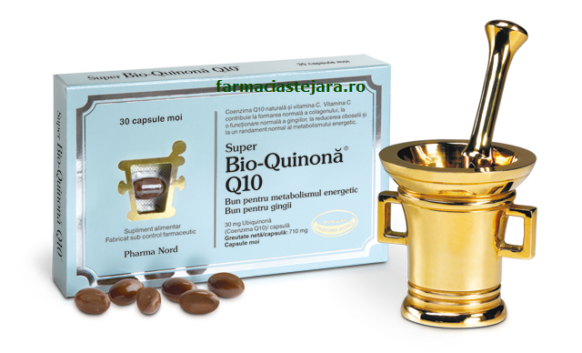 PharmaNord Super Bio-Quinona Q10 capsule