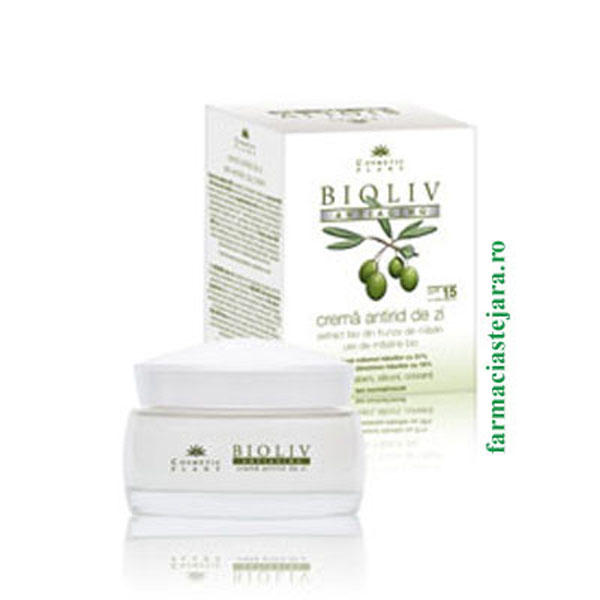 Cosmetic Plant Bioliv Anti-age Crema de zi ten normal-uscat