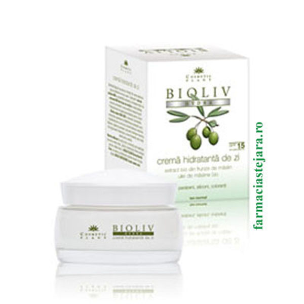 Cosmetic Plant Bioliv Crema hidratanta de zi ten normal