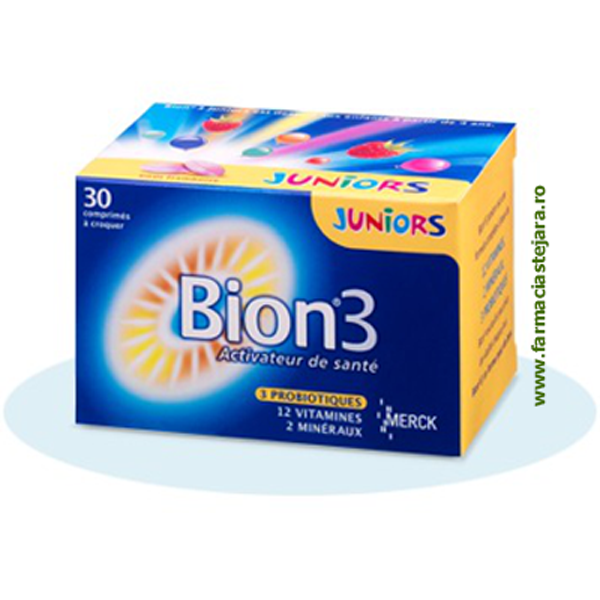 Bion 3 Junior Capsule