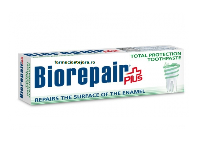 Biorepair Pasta dinti Plus Total Protection 100 ml