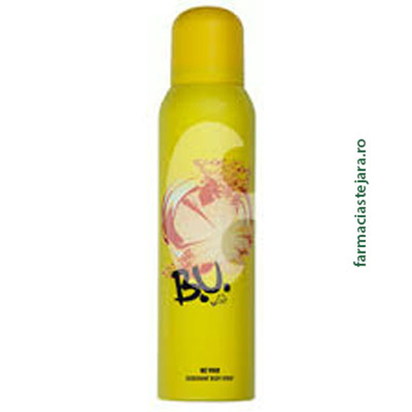 BU Deo Spray Wild 150 ml