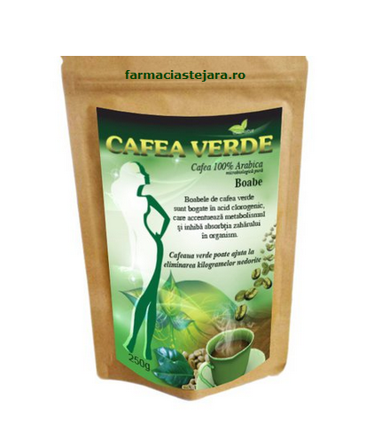 Nature Cafea verde boabe 250g