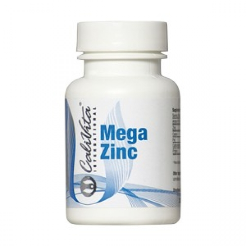 Mega Zinc 50 mg Calivita