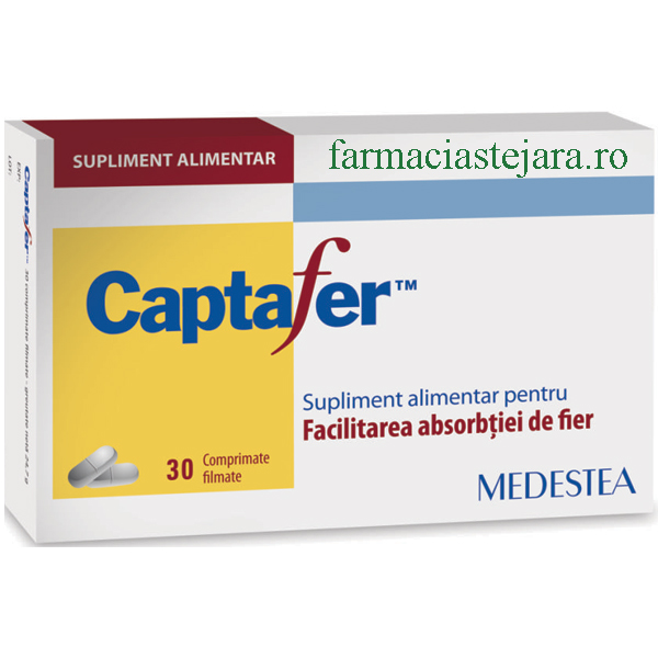 Captafer comprimate