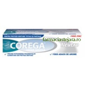 Corega  Neutro  adeziv  dentar  40  ml