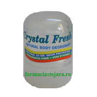 Crystal Fresh Deodorant Ministick Natural 35 g