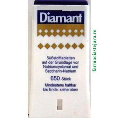 Diamant Indulcitor tablete X 650