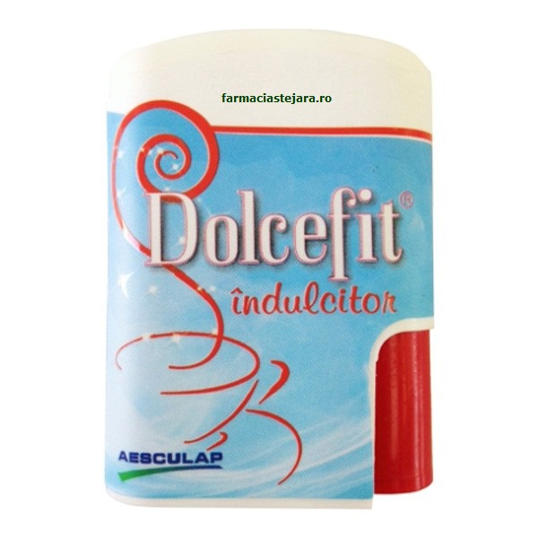 Dolcefit indulcitor x 200 comprimate