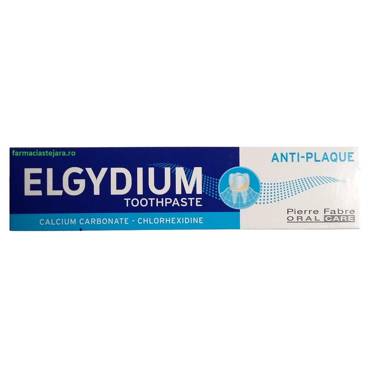 Elgydium Pasta de dinti Anti-Plaque 75 ml