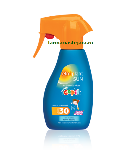 Elmiplant Sun Lotiune-spray copii SPF30 200 ml
