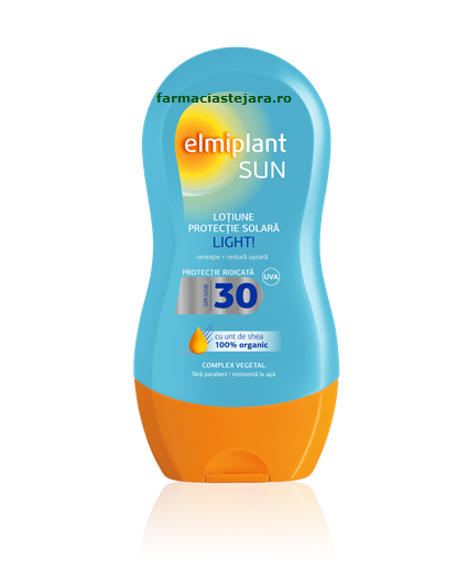 Elmiplant Sun Lotiune Light SPF30 200ml
